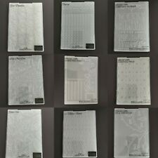 Counter Creation 5 * 7 inch Embossing Folders | 60 Selections (U select)