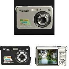 18 Mega Pixels CMOS 2.7 inch TFT LCD Screen HD 720P Digital Camera Portable