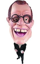 TALK SHOW HOST DAVID LATTERMAN MASK CELEBRITY HALLOWEEN COSTUME ACCESSORY