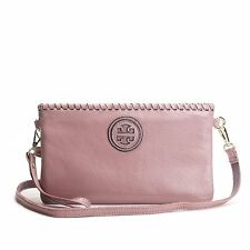 Cute Real Leather Crossbody Purses Ladies Weekend Shopping Shoulder Bag
