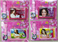 Lot Violetta Girls Wristwatch watch and Purses Wallets Party Gifts D44