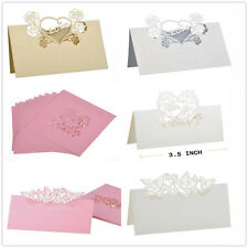 50pcs Table Place Setting Name Cards Wedding Favours Party Table Decorations