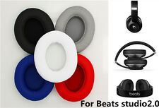 For By Dr. Dre Studio 2.0 Wireless Headphones Replacement Ear Pads Cushion Cover