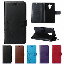 Luxury PU Leather Wallet Card Slots Kickstand Filp Case Cover For Huawei Ascend
