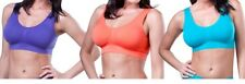 2 X Genie Classic Bra With Removable Pads All Sizes & Colors