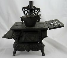Crescent Cast Iron Toy Wood Stove