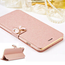 Leather Flip Wallet Pouch Card Slot Stand Case Cover for iPhone 6 6s 4.7''/Plus+