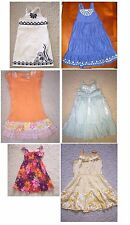 Gymboree U CHOOSE dress tropical sun beach girls size 7 EUC po