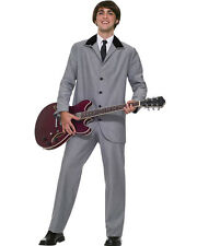 British Invasion Beatles Mens Costume