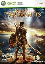 Rise of the Argonauts (Microsoft Xbox 360, 2008) Complete (Tested: Works Great)