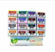 CHI Ionic Permanent Shine Hair Color Ammonia Free,  PPD Free