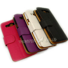 Lot Lychee PU Leather Flip Wallet Card Case Cover Samsung Galaxy S3 SIII i9300