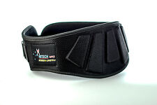 Gym Body Buildying Weight Lifting Belt Back Support Exercis Work Out Belt