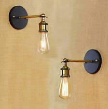 Vintage Retro Industrial Loft Rustic Wall Sconce Wall Light Lamp Fixture Fitting