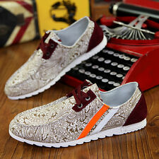 Fashion Mens Athletic Sneakers Sport Casual Shoes England Boat Running Shoes