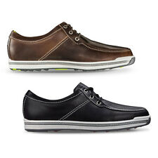 New FootJoy Contour Casual Spikeless Golf Shoes - Pick Size & Color
