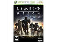 Halo: Reach (Microsoft Xbox 360, 2010) (Works Great) Fast Shipping!