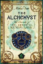 The Alchemyst: The Secrets of the Immortal Nicholas Flamel by Michael...