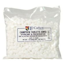 Midwest Homebrewing and Winemaking Supplies Campden Tablets (sodium