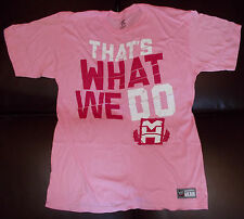 Mark Henry That's What We Do Rise Above Cancer WWE New Mens T-Shirt