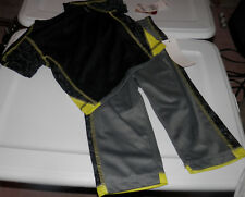 NWT-Toddler Boys 2 Piece Reebok Short Sleeve/Long Pants Outfit-0815