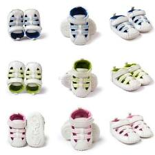 Infant Toddler Baby Boy Girl Crib Shoes Soft Sole Sandals Kid Summer Shoes 0-18M