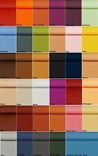 Bermuda Soft Fabric Replacement Vertical Blind Slats - All Colours - 89mm - 3.5""