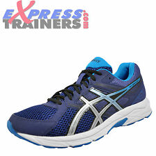 Asics Gel Contend 3 Mens Running Shoes Fitness Gym Workout Trainers Cobalt Blue