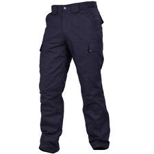 Pentagon T-BDU Pants Mens Combat Tactical Security Marines Trousers Navy Blue