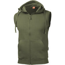 Pentagon Thespis Sweater Vest Hooded Jumper Sleeveless Mens Jacket Olive Green