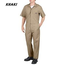 Men's Dickies POPLIN Short Sleeve Coverall Style 33999