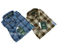 M / L / XL / XXL NWT G.H. BASS & Co. Men's Short sleeve Casual Plaids Shirt