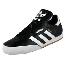 Adidas Originals Mens Samba Super Leather Trainers AUTHENTIC