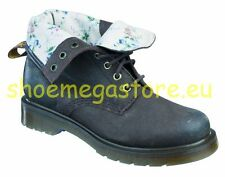 Original Classic Doc Dr Martens 8-hole 1460 Brown Blumenmuster Lining 14282201