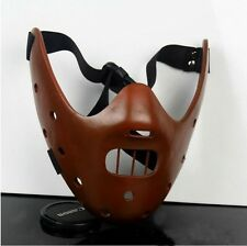 The Silence of the Lambs mask Hannibal Lecter Film prop Cosplay masquerade party