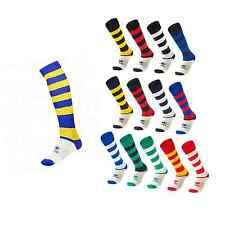 ERREA ZONE HOOPED FOOTBALL SOCKS - Various Colours & Sizes Available