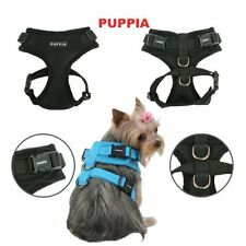 Puppia Dog puppy Soft Harness with Adjustable Neck RiteFit