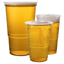 Disposable Pint & Half Pint Glasses CE Marked