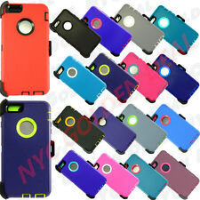 For Apple iPhone 6S Plus Case Cover (Belt Holster Clip fits Otterbox Defender)