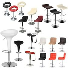 Homdox 2pcs Office Use Bar Stool Kitchen Modern Furniture Chair Adjustable BF00