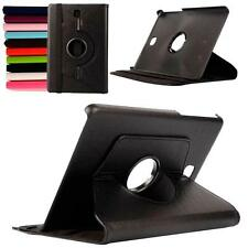 "360° Rotating leather PU Stand Case Cover For Samsung Galaxy Tab A 8.0"" T350/351"
