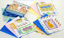 OOP EASTER PRINTS 3 PC LOTS COTTON QUILTING FAT QUARTERS NORTHCOTT DAISY KINGDOM