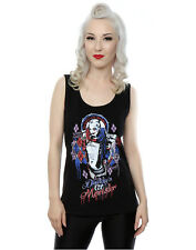 Suicide Squad Women's Harley Quinn Daddy's Lil Monster Vest