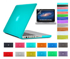 """iBenzer® Matt Rubberized Coated Hard Case Cover For Macbook Pro 13.3 13"""" A1278"""