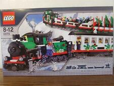 NEW  Lego 10173 Holiday Christmas Tree Train Toy + Minifigs Sealed Box Rare Set