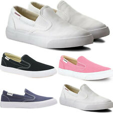 Ladies Converse All Star Coverse Slip On Girls Womens Trainers Canvas Sneakers