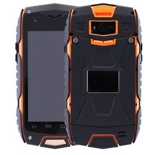 """Discovery V11  Quad Core 4.0"""" IP68 Smartphone  Waterproof Android 4.4 Shockproof"""