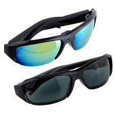 Camcorder Glasses Spy Hidden Camera Surveillance DVR Digital Sunglasses Eyewear