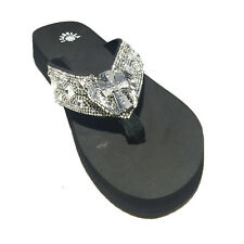 Western Rhinestone Bling Bling Flip Flops in 7 Different Styles