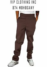 Dickies 874 Classic Fit Work Pants MOHOGANY